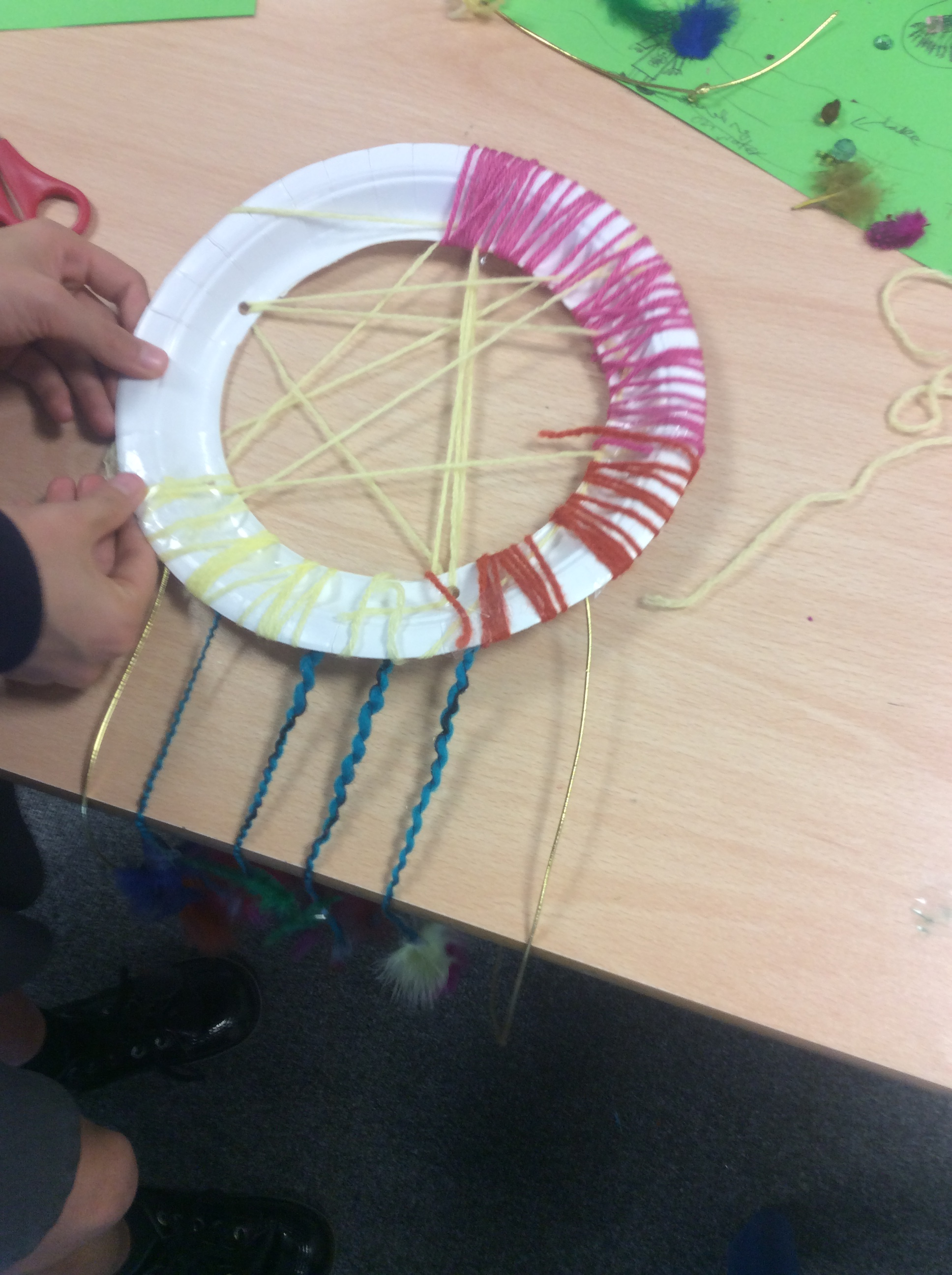 Who Created The Dream Catcher Creating A Dream Catcher St Annes Ancoats 15
